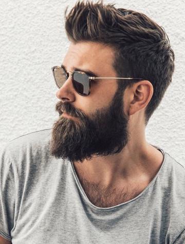 Стрижка усов и бороды в мужском салоне BARRYMORE barbershop 1