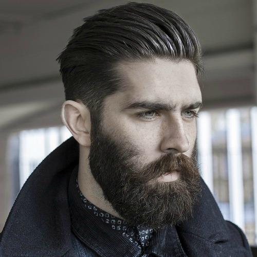 Преимущества бороды от барбершопа BARRYMORE